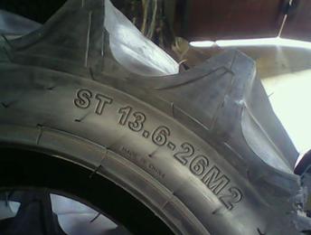 长江轮胎AG农用胎9.50-24山东长江轮胎厂
