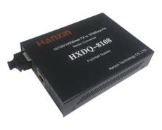 漢信千兆多模光纖收發器HXDQ-8108大同