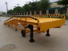 重慶墊江移動式登車橋 力碩 固定式登車橋
