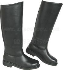 阅兵靴厂家礼兵靴 摩托靴 马靴加工