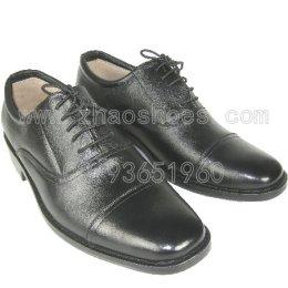 05三节头 军靴 制式皮鞋 正装皮鞋
