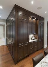 家用整体厨柜定制怎么加盟