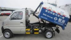 湖南恒潤長安國四5023車廂可卸式垃圾車