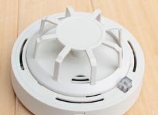 24V有線溫感報警器/9V獨立式感溫探測器