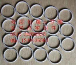 双层包四氟O型圈任意规格尺寸可订做